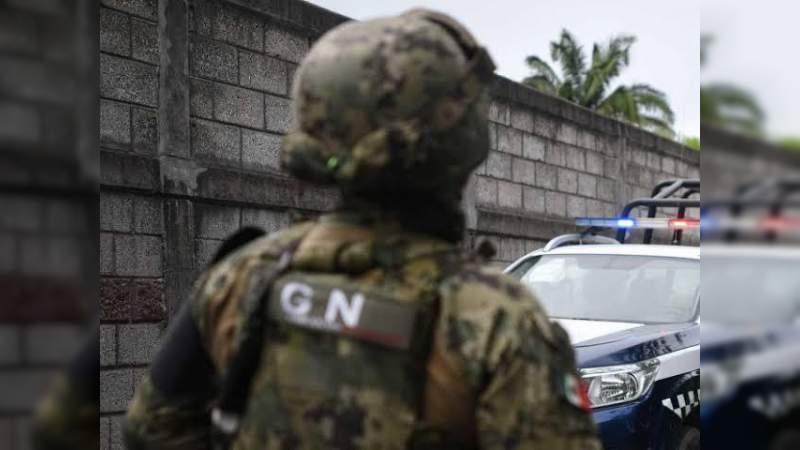 Identifican a detenidos en Pátzcuaro, Michoacán
