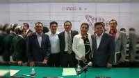 A potenciar atención para derechohabientes en IMSS, urge Fermín Bernabé
