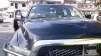 Delincuentes disparan a tres policías y se roban patrulla y arma larga en Tlajomulco, Jalisco