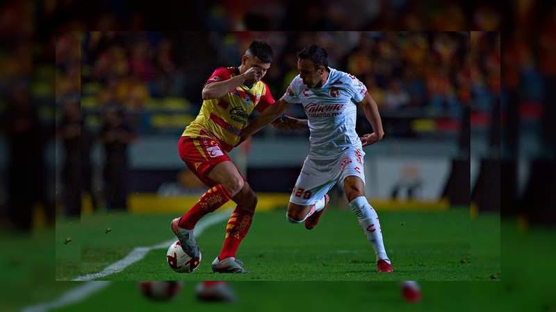 Monarcas queda fuera de la Copa MX