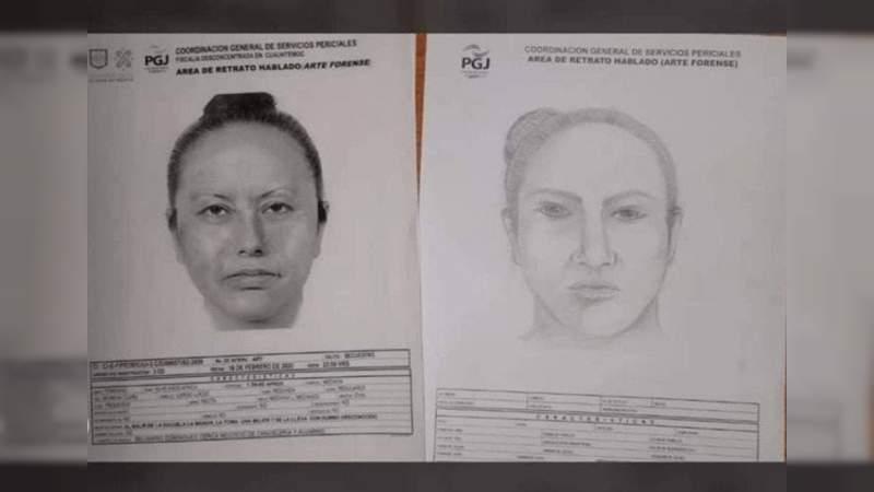 """Jovana """"N"""" es la mujer que se llevó a Fátima"""