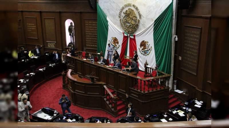 Improcedente juicio político contra alcalde y regidores de Zinapécuaro: diputados