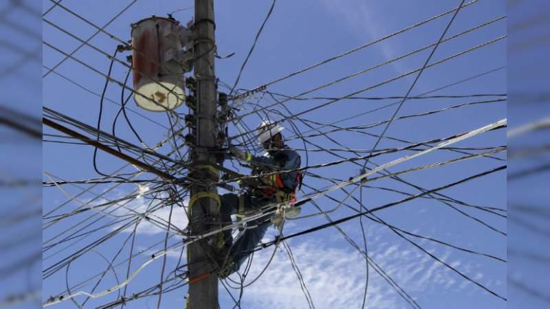 Robo de electricidad cuesta a la CFE casi 55 mil millones de pesos