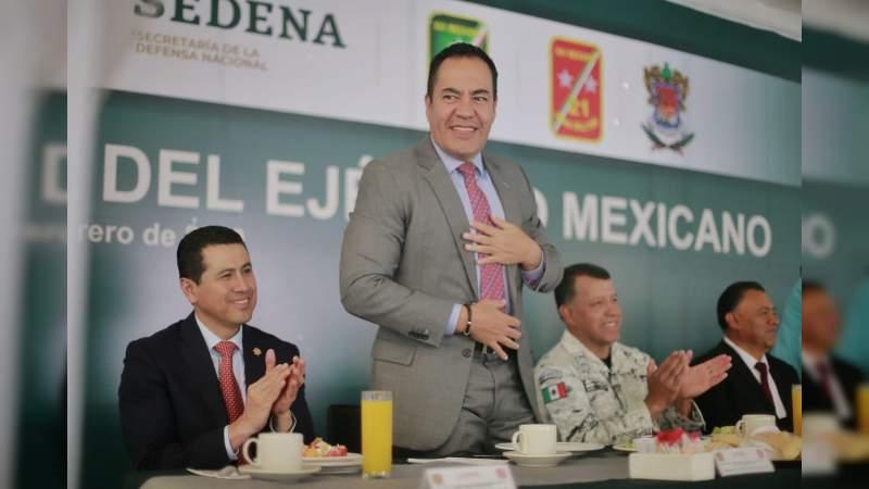 Pese a récord de violencia en 2020, Secretario de Gobierno asegura que Michoacán no está rebasado por el crimen