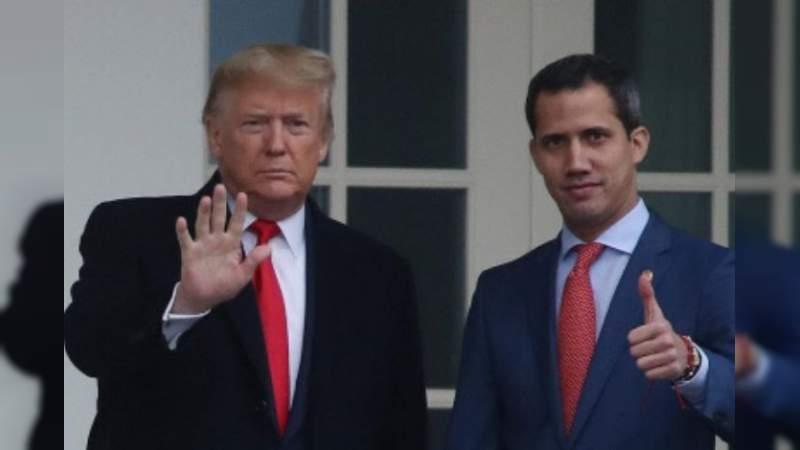 Juan Guaidó es el presidente que todos los venezolanos quieren: Trump