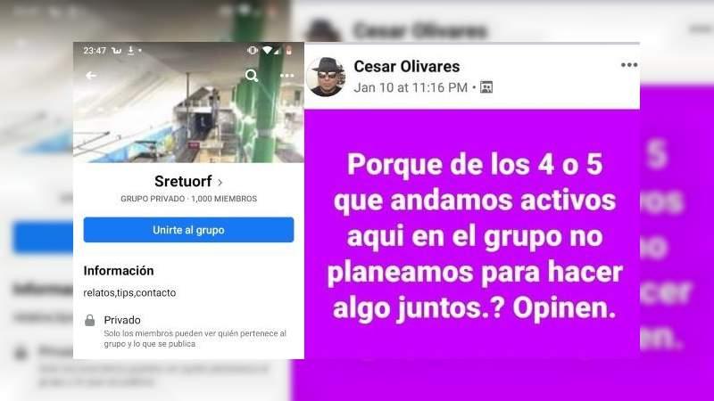 Fiscalía investiga a un grupo de acosadores en Monterrey