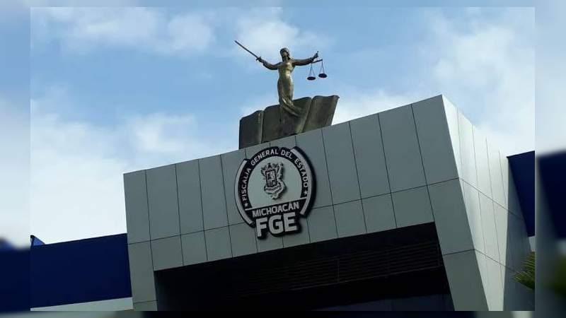 Detienen en Morelia, Michoacán a presunto responsable de violación, cometida en agravio de su exesposa
