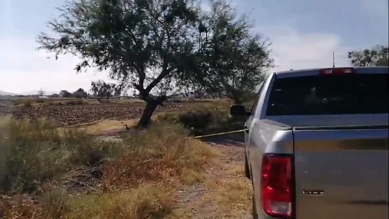 Hallan cuerpo putrefacto sobre una brecha en Villamar, Michoacán
