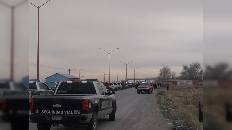 Abaten a seis presuntos criminales en Ciudad Juárez