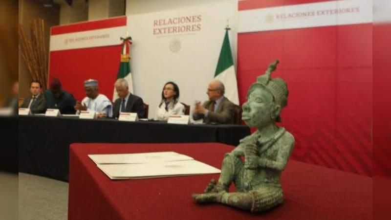 Serán regresados 3 mil 900 en #Bienes culturales a #México por parte de #Estados Unidos