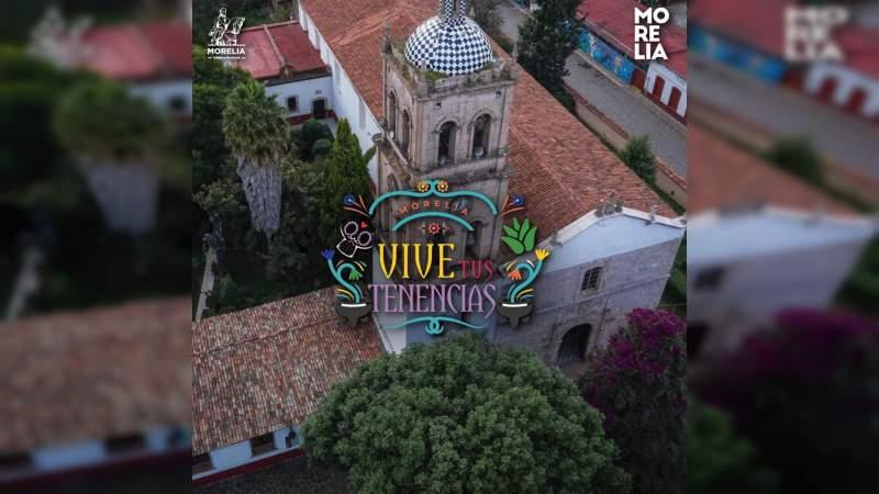 """Regresan los recorridos turísticos gratuitos de """"Vive tus tenencias"""" a Morelia, Michoacán"""