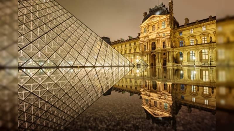 Museo del Louvre cierra sus puertas por coronavirus